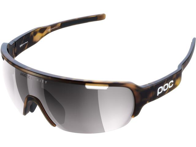 POC DO Half Blade Glasses tortoise brown